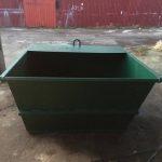 мусорный контейнер 2 куба