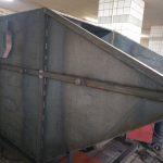 мусорный контейнер изготовление