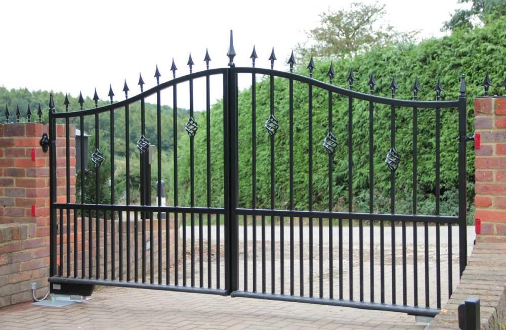 купить сварные ворота